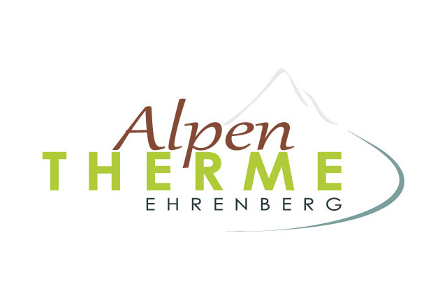 Logo der Alpentherme Ehrenberg