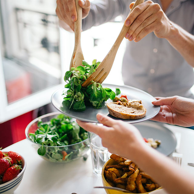 Unsere Gastronomie im Freizeitbad Ried