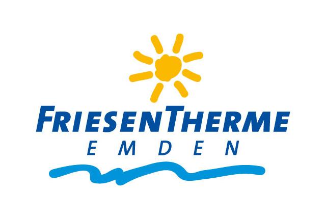Logo der Friesentherme Emden