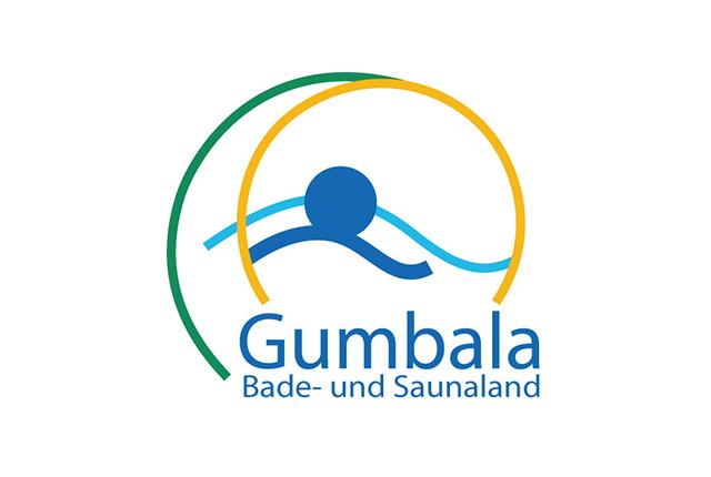 Logo vom Bade- und Saunaland Gumbala