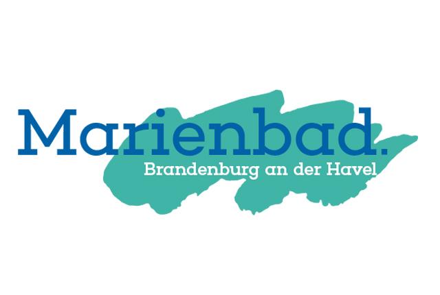 Logo des Marienbad Brandenburg