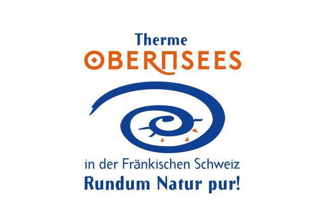 Logo der Therme Obernsees
