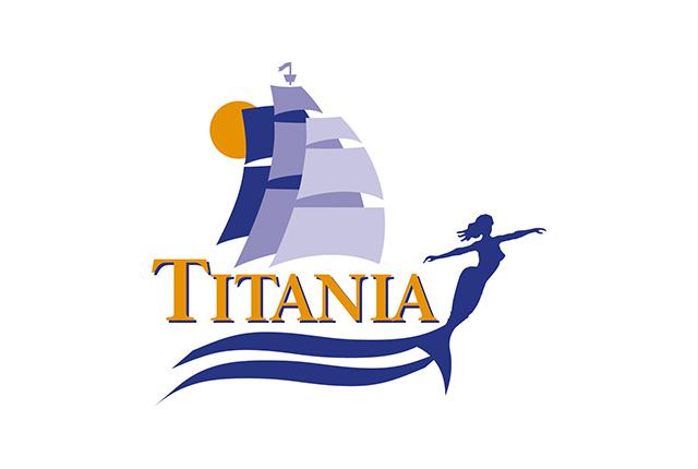 Logo der Titania Therme Neusäß