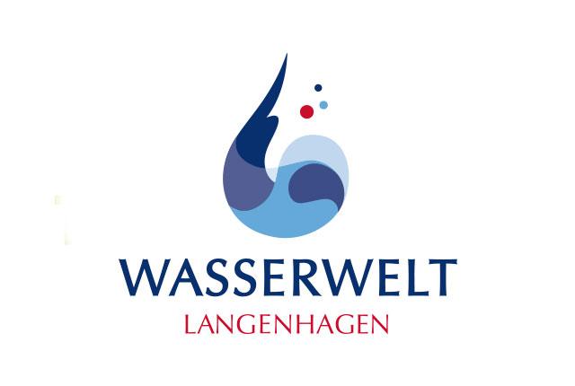 Logo der Wasserwelt Langenhagen