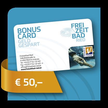 Unsere BonusCard